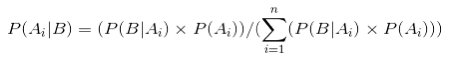 Basic equation of Bayes's Theorem.jpg