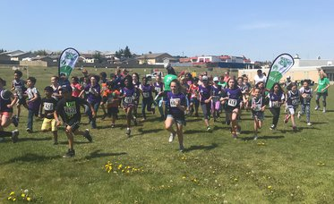 AMA Youth Run Club: Energy and enthusiasm in Fort McMurray