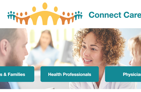 Connect Care web site