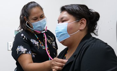Changes in Indigenous health at Alberta Health Services