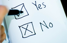 Health Law Update Yes No checklist Pixabay 2313804_1920 cropped.png