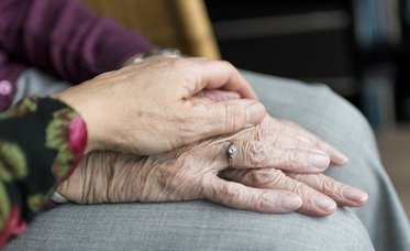 Treat pain to resolve aggression in patients with dementia