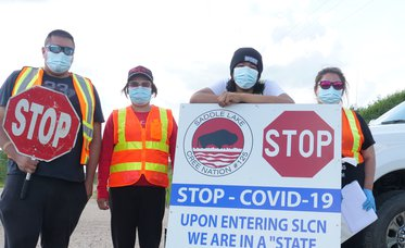 Saddle Lake First Nation's fight against COVID-19